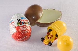 Graham Kinder Eggs A