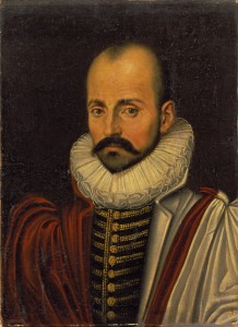 Michel de Montaigne, inventor of the esssay.